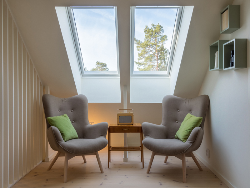 Velux Dachfenster Fenster