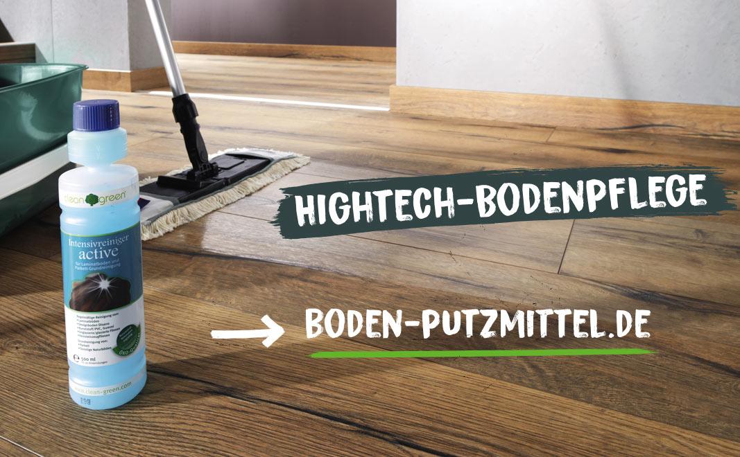 Bodenpflege für strapazierfähige Hightech-Böden   BWE, Unterschleißheim