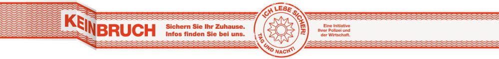 Logo der Initiative K-Einbruch. Erfahren Sie bei BWE in Unterschleißheim alles zu Einbruchschutz für Fenster und Haustüren.