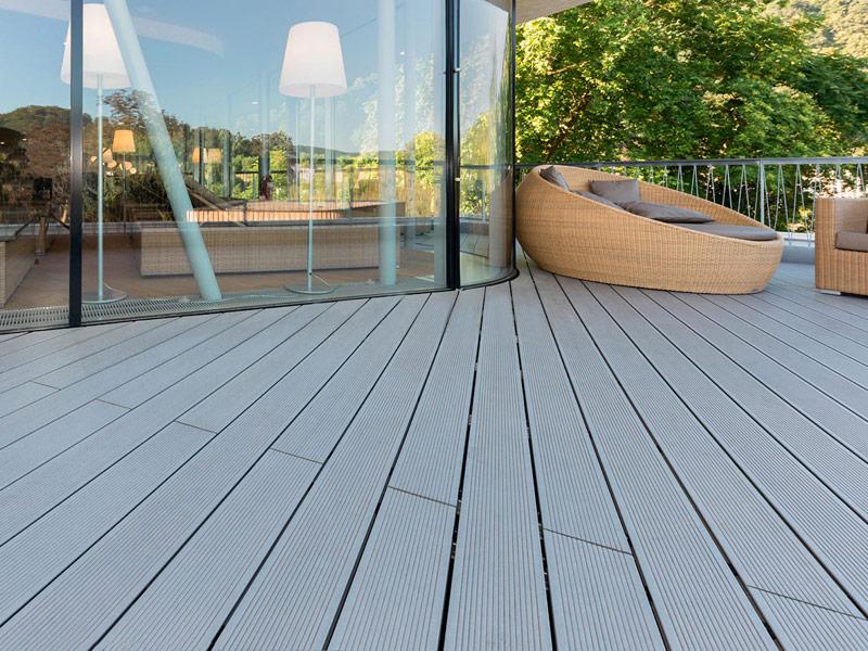 WPC-Terrasse von NATURinFORM | BWE, Unterschleißheim