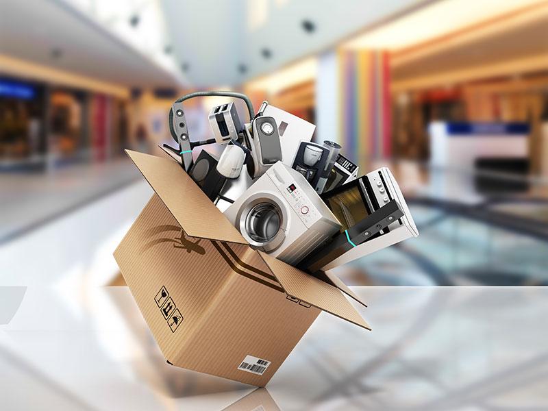 Beitragsbild: Elektrogeräte zum Aktionspreis   BWE in Unterschleißheim