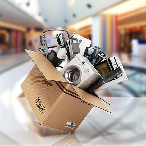 Teaser: Elektrogeräte zum Aktionspreis | BWE in Unterschleißheim