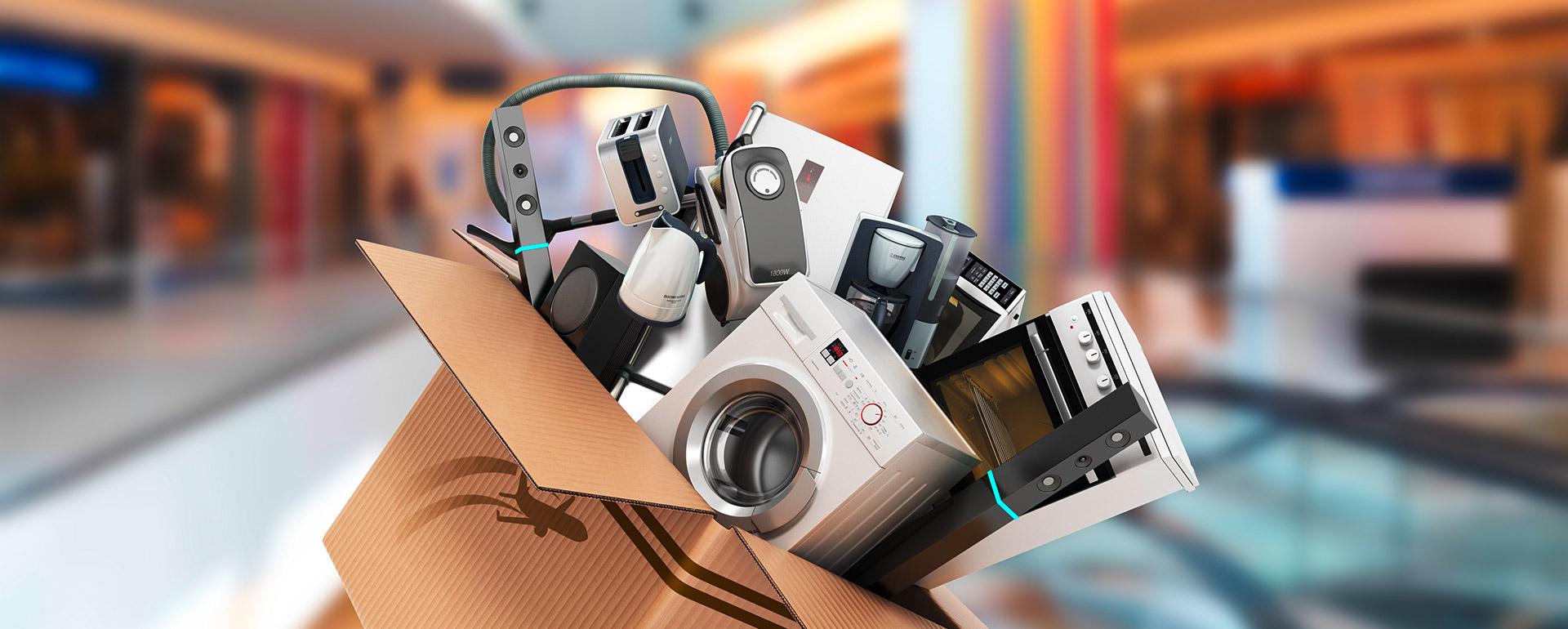 Slider: Elektrogeräte zum Aktionspreis   BWE in Unterschleißheim