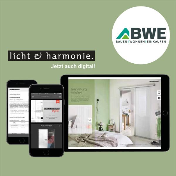 Onlinekonfigurator: App von Licht und Harmonie | BWE in Unterschleißheim