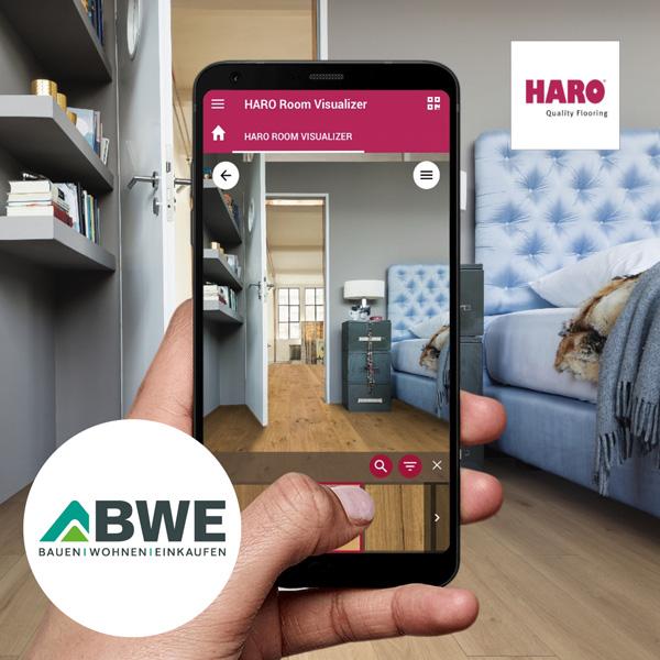 Onlinekonfigurator: Bodendesigner von Haro | BWE in Unterschleißheim