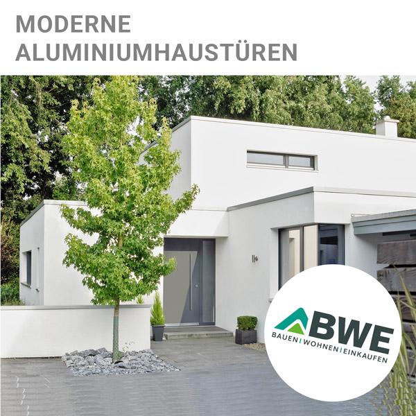 Onlinekonfigurator: Aluminiumhaustüren von Kneer | BWE in Unterschleißheim