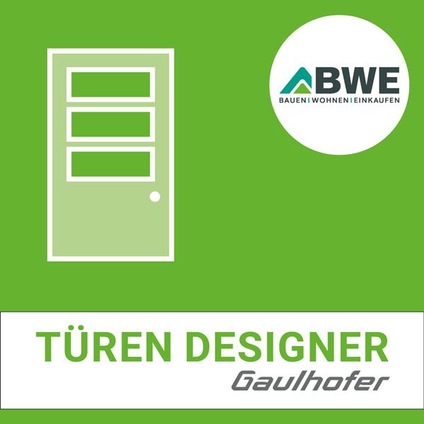 Onlinekonfigurator: Türendesigner von Gaulhofer | BWE in Unterschleißheim