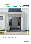 BWE Moderne Aluminiumhaustüren | BWE, Unterschleißheim