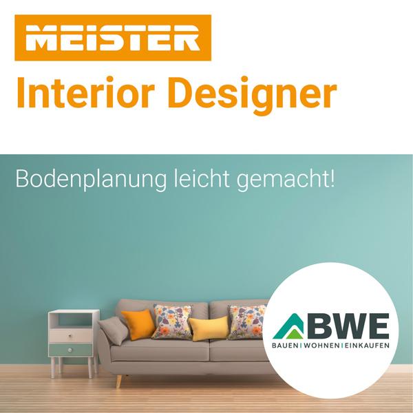 Interiordesigner von meister | BWE, Unterschleißheim