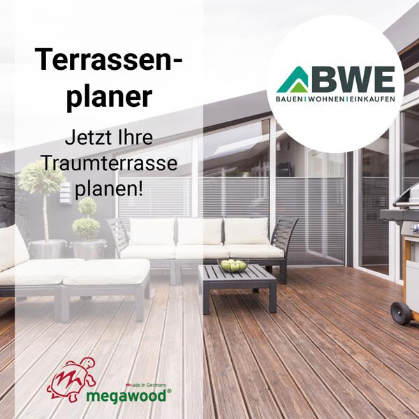 Terrassenplaner megawood | BWE, Unterschleißheim