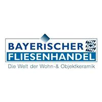 Logo Bayerischer Fliesenhandel | Hersteller BAdsanierung | BWE, Unterschleißheim