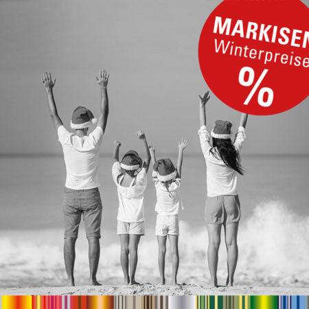 Beitragsbild Leiner Winteraktion 2020 Markisen | BWE, Unterschleißheim