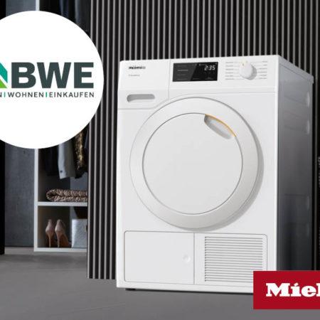 Miele Wärmepumpentrockner Beitragsbild | BWE, Unterschleißheim