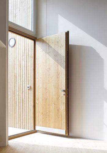 Gaulhofer Mehrwertwochen Stimmungsbild Holz-Alu-Haustüren | BWE, Unterschleißheim