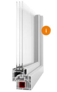 Gaulhofer Mehrwetwochen Energyline Kunststoff-Fenster | BWE, Unterschleißheim