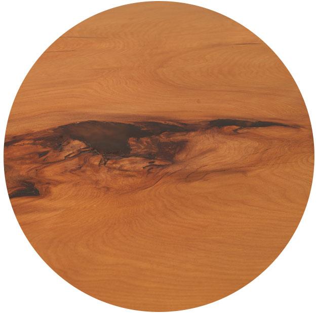 Muster für Maserung Massivholzplatte Kauri | BWE, Unterschleißheim
