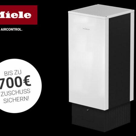 Beitragsbild Miele AirContol Luftreiniger | BWE, Unterschleißheim