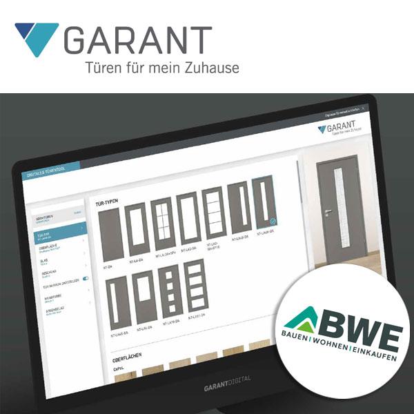 Garant Innentüren Konfigurator | BWE, Unterschleißheim
