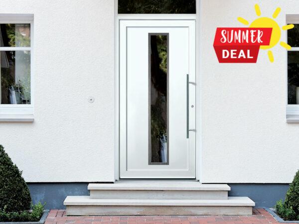 BWE Summerdeals Groke Kompakt Aluminium Haustüre | BWE, Unterschleißheim