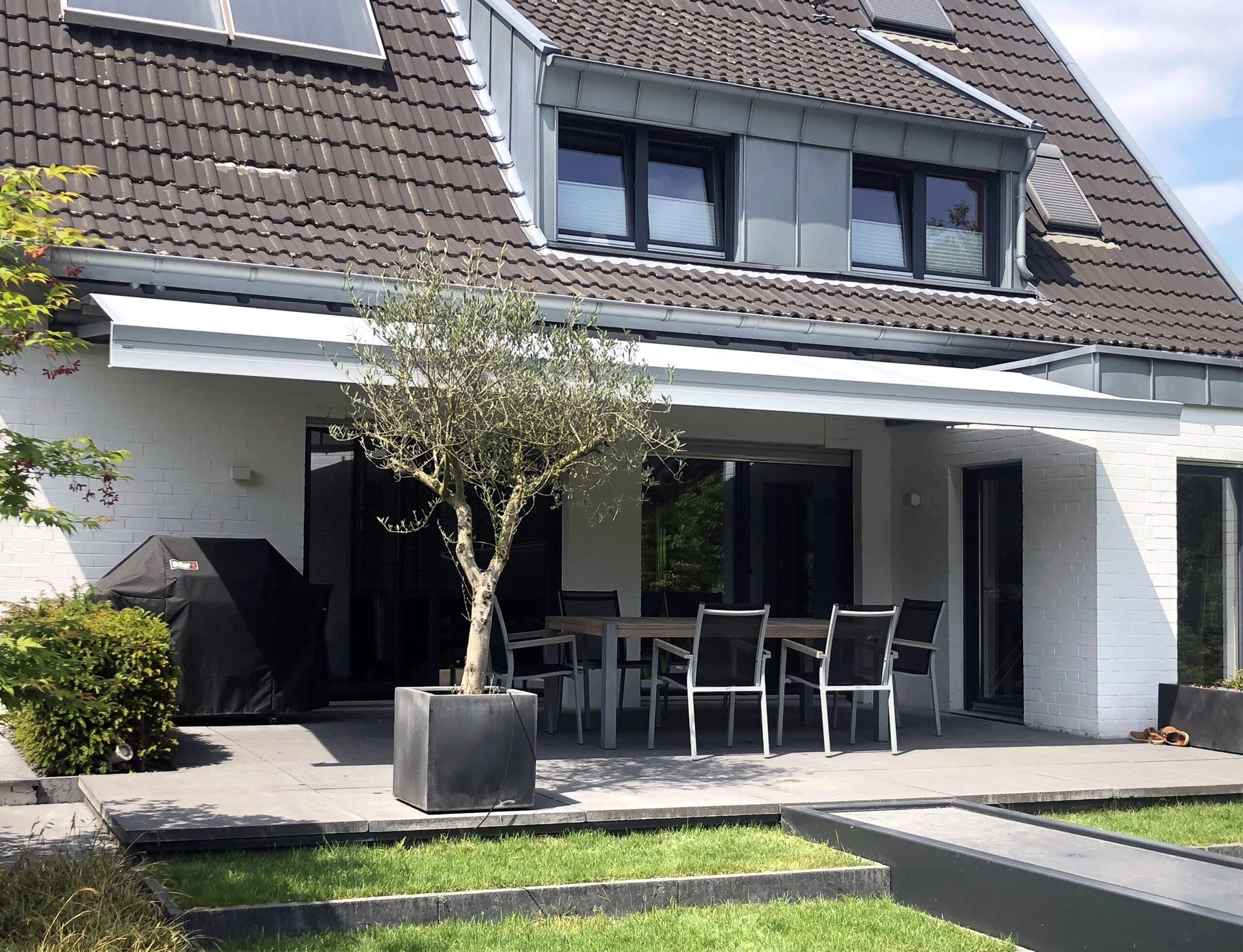 Stimmungsaufnahme Leiner Markise Casa Sr | BWE, Unterschleißheim