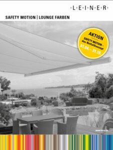 Leiner Safety Motion Aktion | BWE, Unterschleißheim