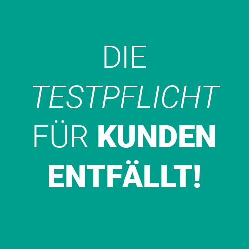 Button Testpflicht | BWE, Unterschleißheim