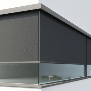 Ganzglasecke ROMA zipScreen | BWE, Unterschleißheim
