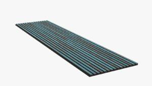 Produktbild WoodUpp Akupanel Oxid Blau   BWE, Unterschleißheim