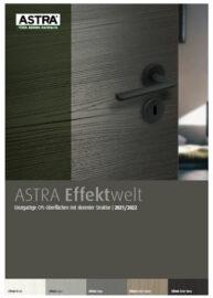ASTRA Effektwelt CPL Oberfläche mit Struktur Flyer | BWE, Unterschleißheim