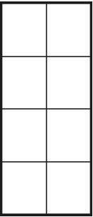 Glastür LinesPlus typ 8 schwarz | BWE, Unterschleißheim