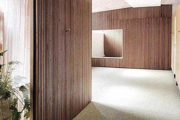 WoodUpp Akustikpaneele Stimmungsaufnahme 07   BWE, Unterschleißheim