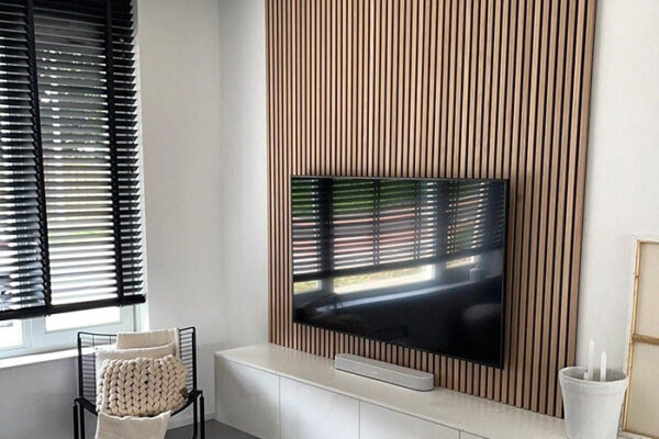 WoodUpp Akustikpaneele Stimmungsaufnahme 09   BWE, Unterschleißheim